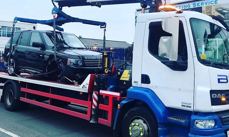 Street Lifting Recovery Truck Car & Van Recovery Services